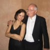 With my wonderful mentor Ulf Klausenitzer in Seligenstadt. Photo: Wolfgang Nüßlein
