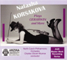 Natasha Korsakova Gershwin and more
